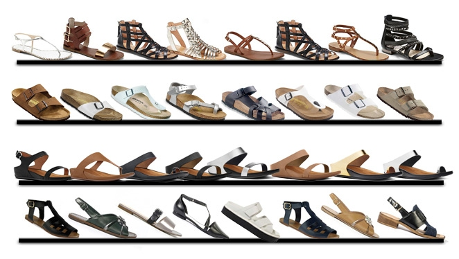 Shoe Special: Where To Shop Flats In Manila