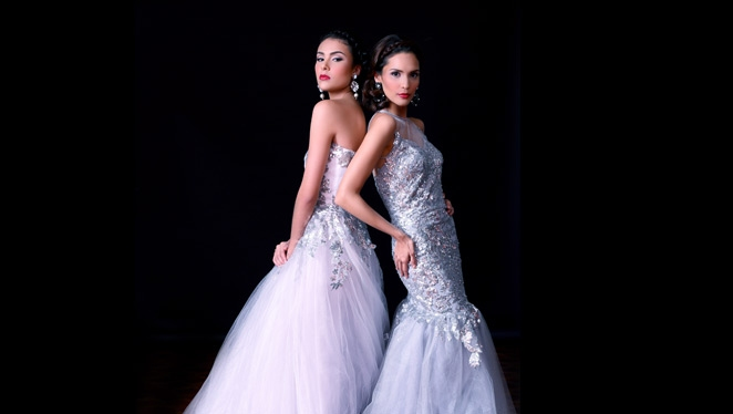 Eric Delos Santos Launches A Ready-to-wear Bridal Line With Karimadon