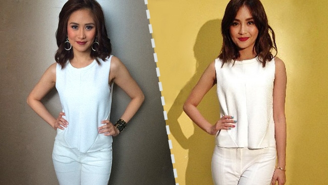 Who Wore White Better: Kathryn Bernardo Or Sarah Geronimo?