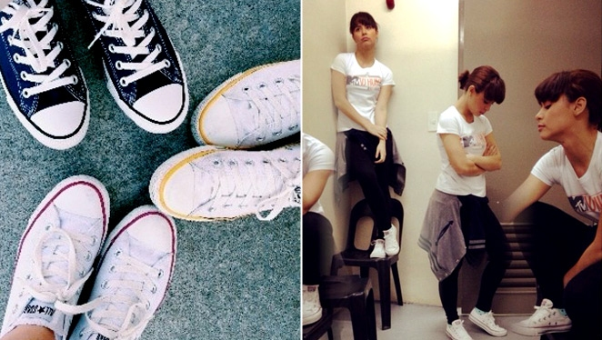Celebrities Who Love Their Converse Sneakers