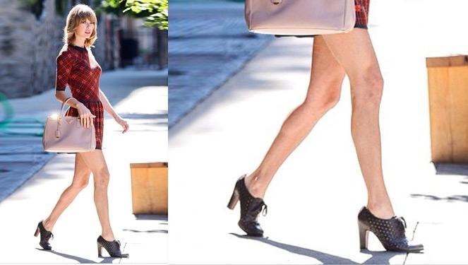 Taylor Swift's New Favorite Shoe