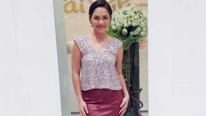 Steal Her Style: Judy Ann Santos' Effortless Look