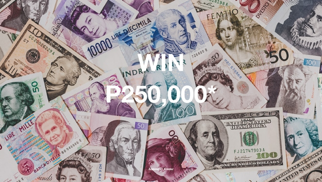 Win A P250,000-shopping Spree At Homme Et Femme