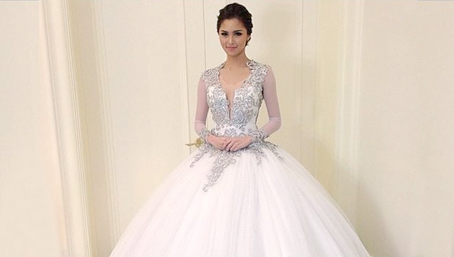 Kim Chiu's Star Magic Ball Looks Through The Years