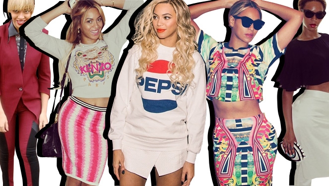 5 Style Equations To Steal From Beyonce