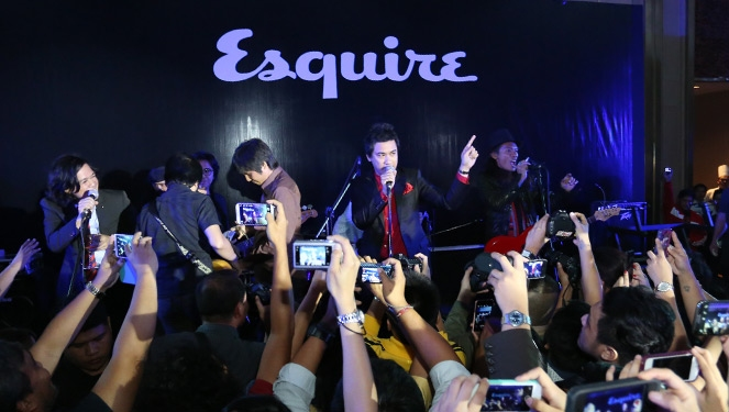 The Music And Madness At #esquireeheads