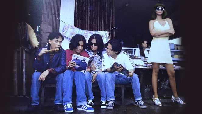 "#flashbackfriday: The Eraserheads On The Pages Of Preview ""magasin"""