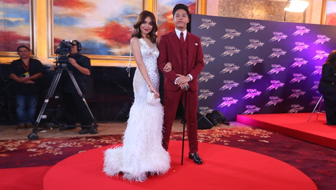 Star Magic Ball 2014 Part 3