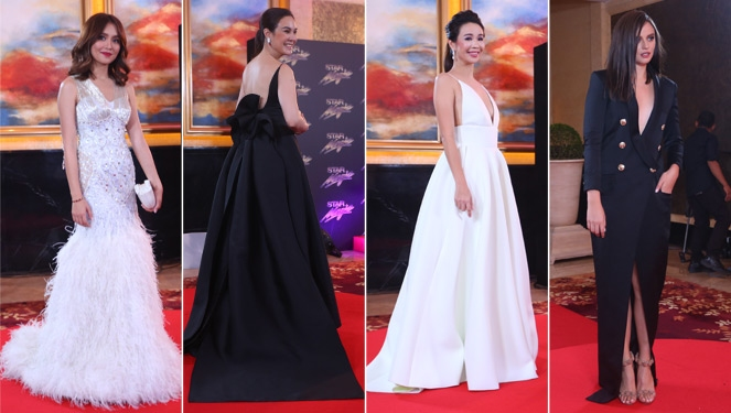 The 8th Star Magic Ball: Red Carpet Hot Meter