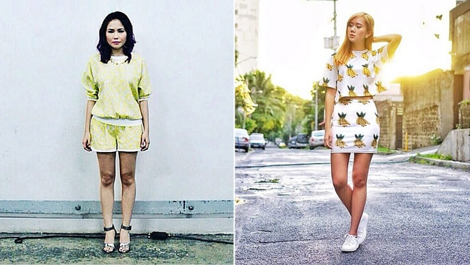 Celebstagram: The Matchy-matchy Trend