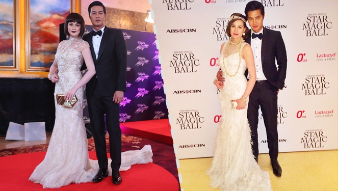 Star Magic Ball 2014: Which Look Do You Prefer On Bea Alonzo?