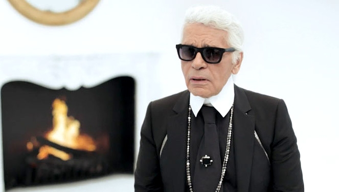 Karl Lagerfeld By The Numbers: Fun Facts On Chanel's Main Man
