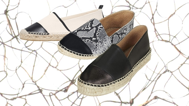 Stylish Espadrilles That Will Fit Your Budget