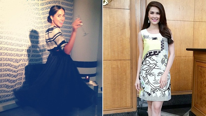 Top Celebrity #ootd Of The Week: September 6 To 12, 2014