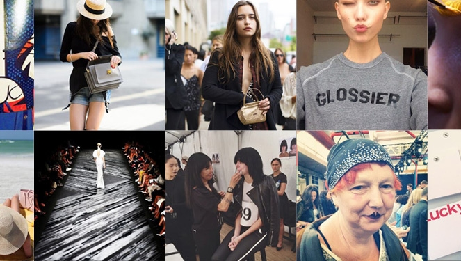 10 Instagram Accounts To Follow For Fashion Week