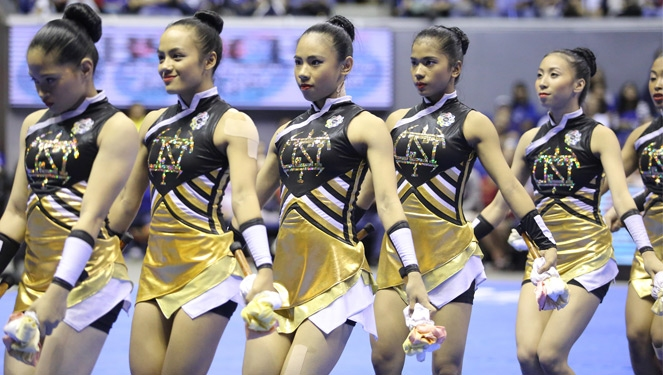 A Closer Look At The Uaap Cheerdance Competition Uniforms