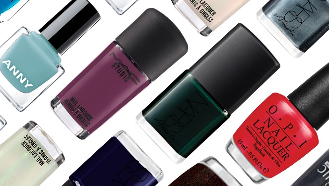 Hot New Nail Polishes To Try