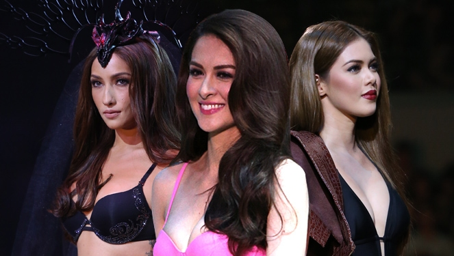 The Best Of Celebrity Beauty At The Bench Body Show