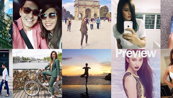 10 Must-follow Local Celebs On Instagram