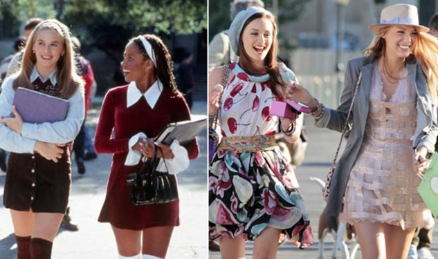 10 Stylish Cliques On-screen