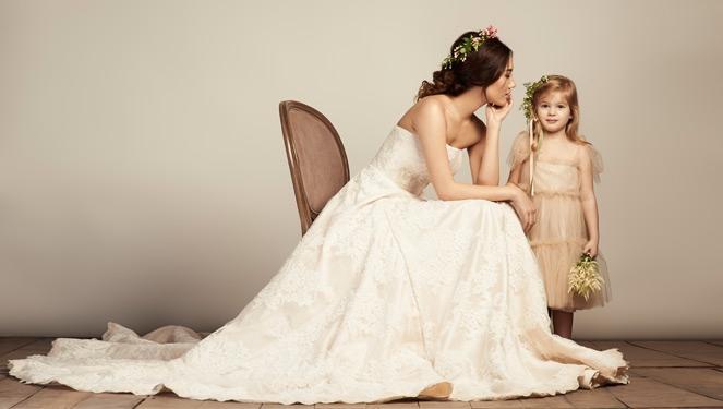 Watch: Vania Romoff Debuts Her Bridal Line