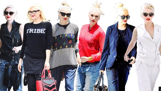 Celebrity Style: Gwen Stefani's Wardrobe Essentials