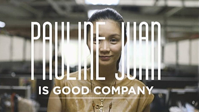 In Good Company With Pauline Juan
