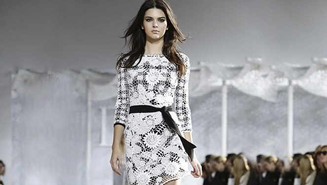 Kendall Jenner Takes Over Fashion Week By Storm