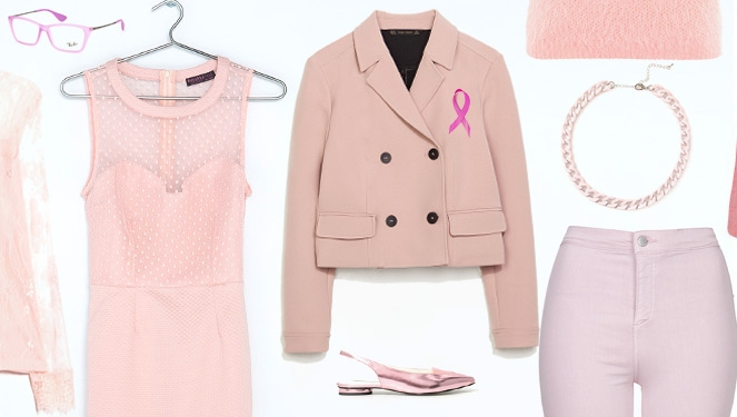 Pink Fashion Picks To Raise Breast Cancer Awareness