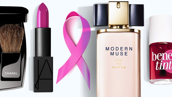 All Things Pink For Our Breast Cancer Awareness Beauty Picks