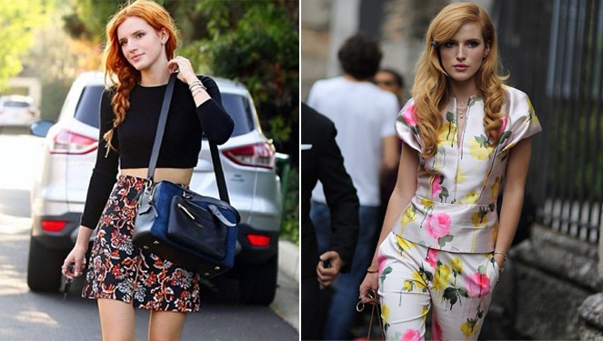 The 5 Style Lessons We Learned From Bella Thorne
