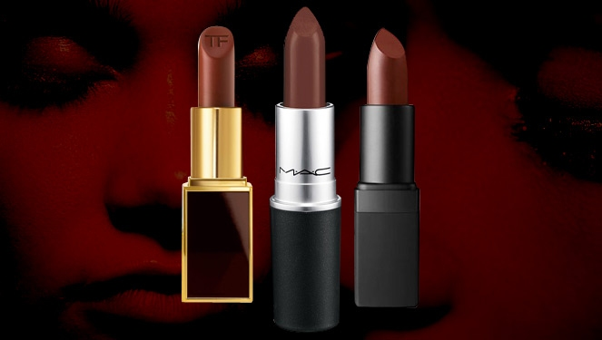 Three Ways To Wear Brown Lipstick