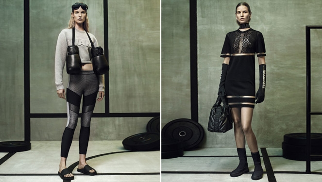 Alexander Wang X H&m Reveals The Complete Collection