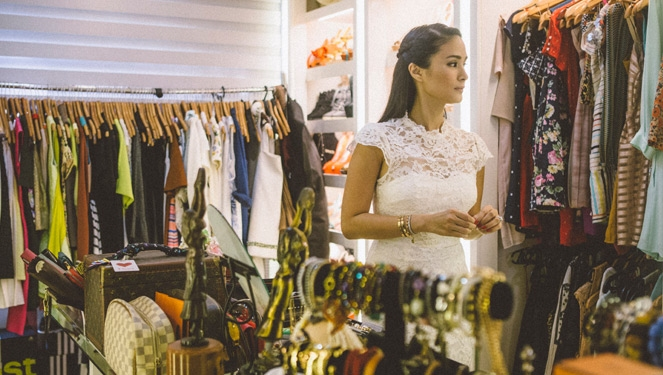 Style Bible Speed Round: 35 Things About Heart Evangelista