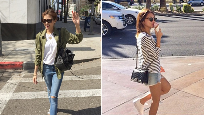 Top Celebrity #ootd Of The Week: October 11 To 17, 2014