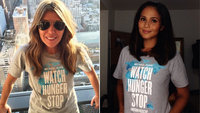 #watchhungerstop: The Celebs Join Hands To Fight Global Hunger