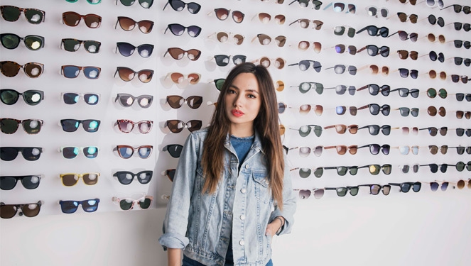 Work Wear Diaries: Sunnies Studios' Martine Cajucom