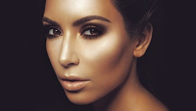 Steal The Look: Kim Kardashian's Smoky Eye Makeup