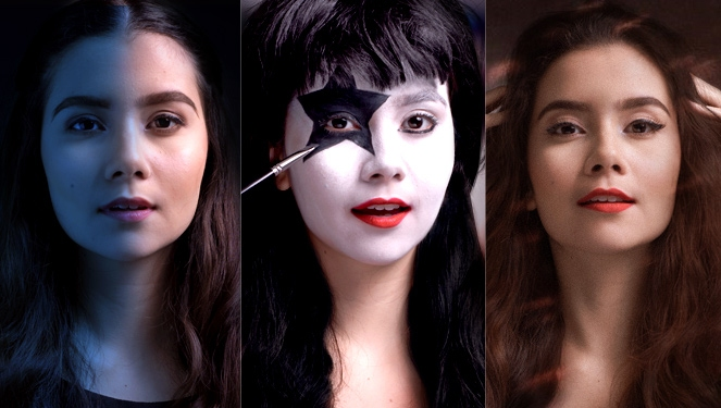 Easy-to-cop Halloween Makeup Looks
