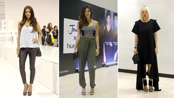 Philippine Fashion Week Spring/summer 2015: Front Row Faves