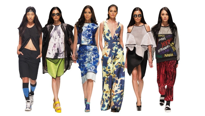 Trend Spotting At Philippine Fashion Week Spring/summer 2015