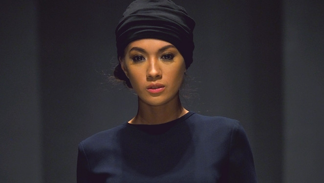 The Best Of Beauty From Philippine Fashion Week