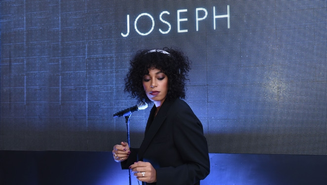 Solange Knowles And The Stunners At The Joseph Store Opening