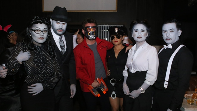 Hallow's Eve Ball At 71 Gramercy