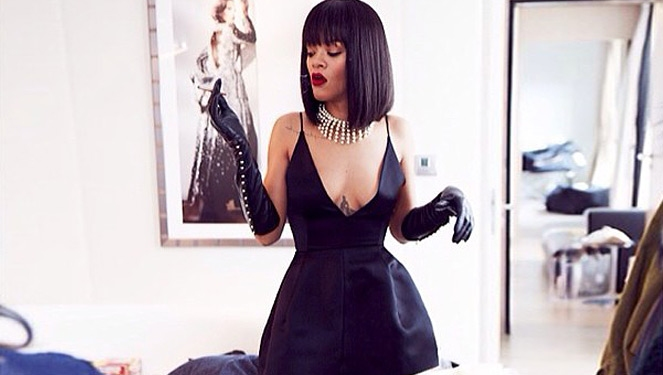 5 Things We Missed Seeing On Rihanna's Instagram