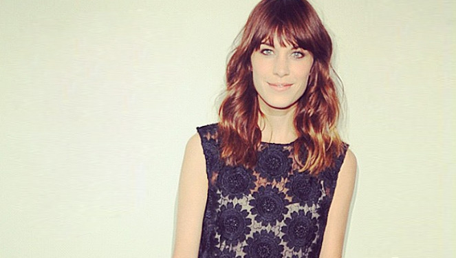 How To Cop Alexa Chung's Perfectly Tousled Hair