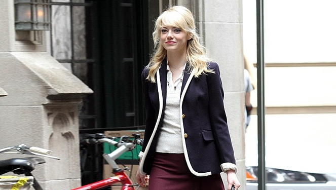 Emma Stone's Most Notable On-screen Looks