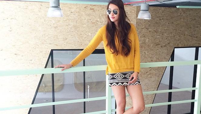 Stylesetter: Bea Soriano
