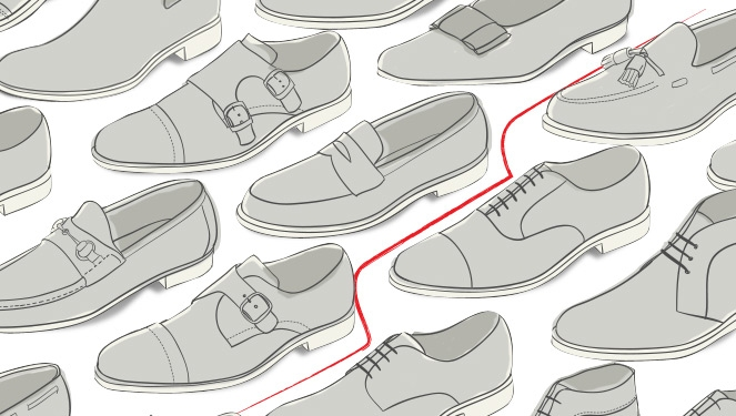 A Girl's Guide To Men's Shoes
