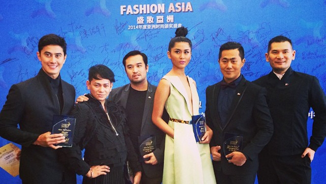 Team Philippines Spills The Beans On The Fashion Asia Awards 2014